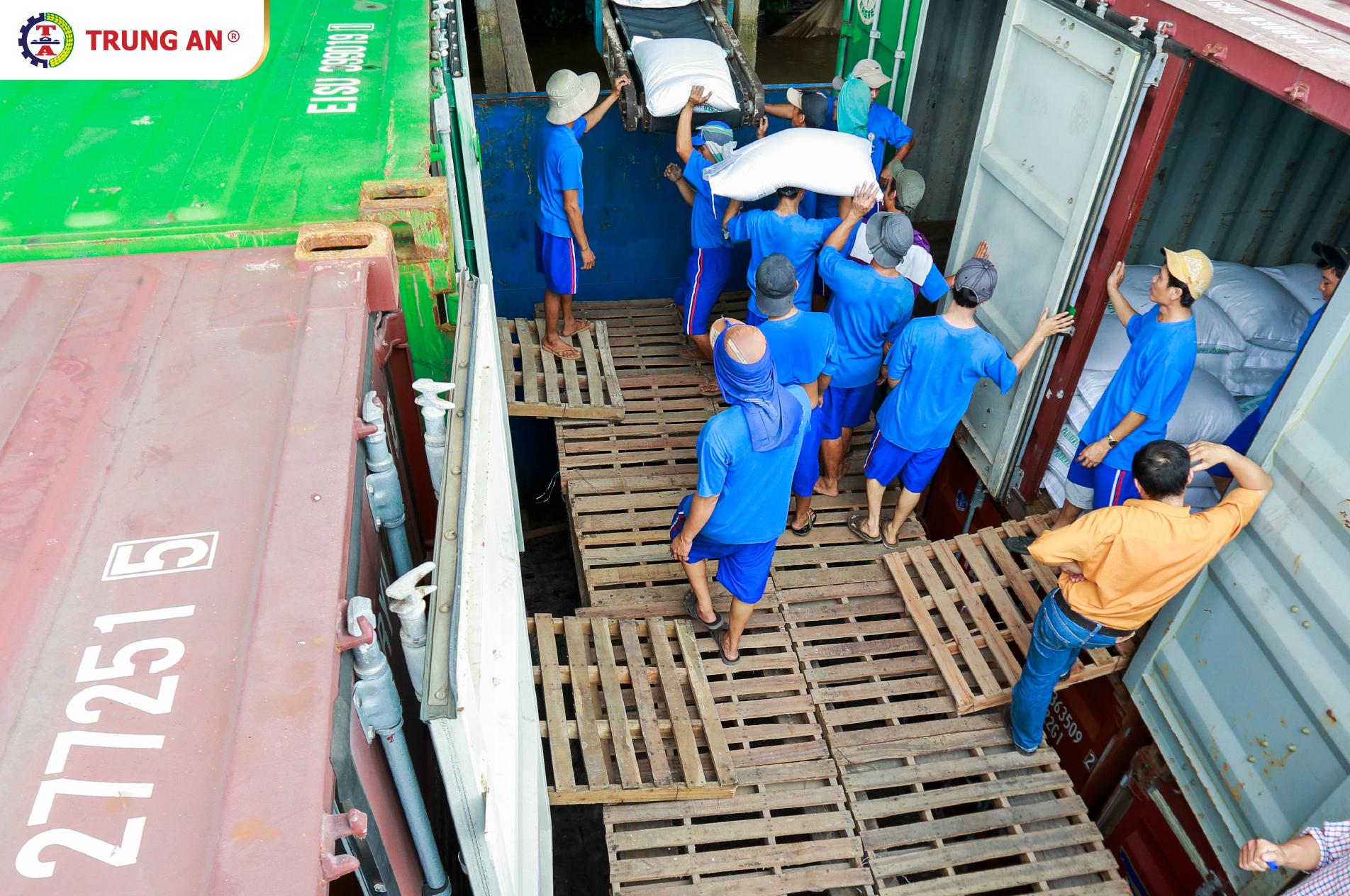 Đồng hành cùng chính phủ xuất cấp 75.000 tấn gạo hỗ trợ người dân